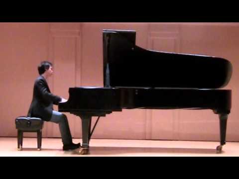 Free Classical Piano Improvisation 6 by Christopher Janwong McKiggan