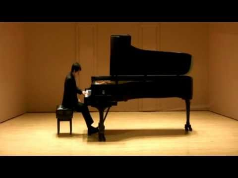 Live In Concert Free Classical Piano Improvisation by Christopher Janwong McKiggan