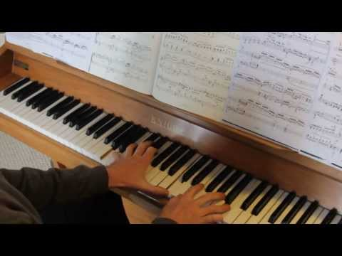 Grade 8 Piano ABRSM, C2 Debussy, Prelude from Suite Bergamasque, 2013-2014