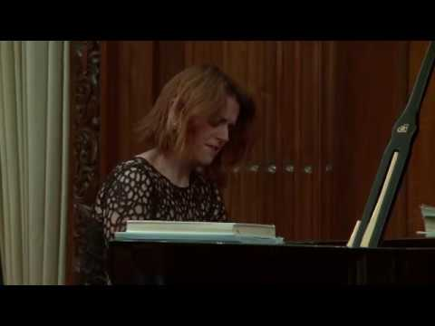 Vicky Yannoula performs Clementi's Sonata in F sharp minor, Op.25 No.5