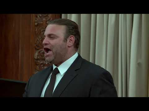 Joseph Calleja & Vicky Yannoula perform Puccini's E lucevan le stele, from Tosca