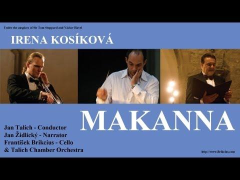 CD MAKANNA 9/9 (I. Kosíková / J. Talich, F. Brikcius, J. Židlický & Talich Chamber Orchestra)