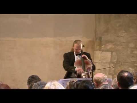 eSACHERe - Benjamin Britten: Tema 'Sacher', František Brikcius - Cello