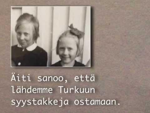 VALOKUVAN TARINA -SYYSTAKIT