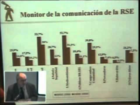 (2ª parte) ERSE-Observatorio de Ética y RSE, Comunidad Valenciana, 2009