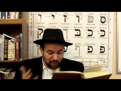 Convert debates a Rabbi!