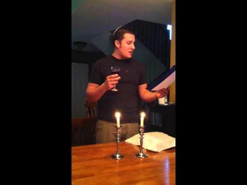Opening the Shabbat part 2