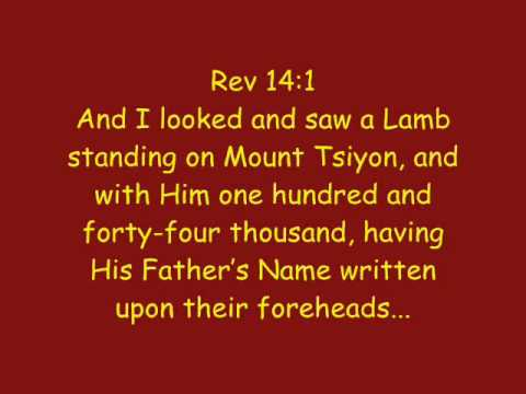 Book of Revelation: The 144,000