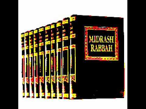 Midrash Rabbah Genesis 1 - 1