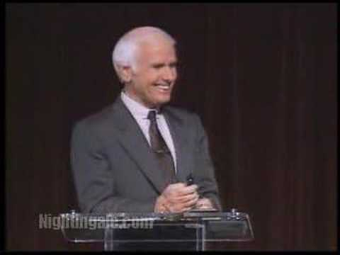 Jim  Rohn - How to have Your Best Year Ever (1 of 3)