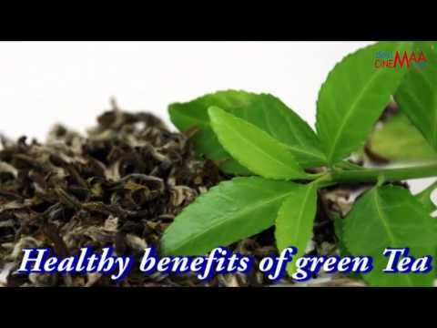 Healthy Benefits of Green Tea - (EGCG)
