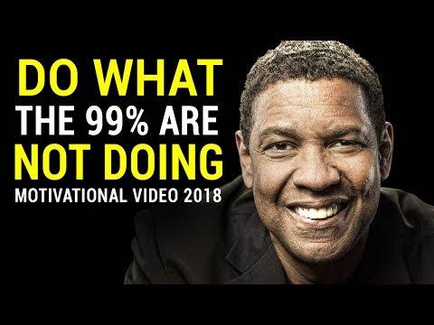 Denzel Washington's Life Advice Will Change Your Future (MUST WATCH) Motivational Speech 2018