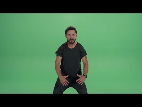 "Shia LaBeouf ""Just Do It"" Motivational Speech (Original Video by LaBeouf, Rönkkö & Turner)"