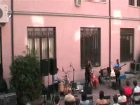 Filippo Cosentino Combo Trio - Cariba