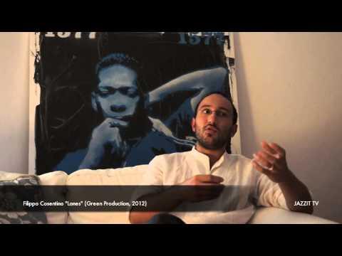 JAZZIT TV | INTERVISTA FILIPPO COSENTINO