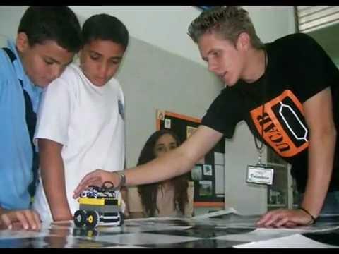Robótica Educativa UCAB - Venezuela