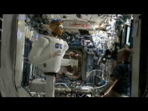 Robonaut 2 - NASA's Humanoid Robot
