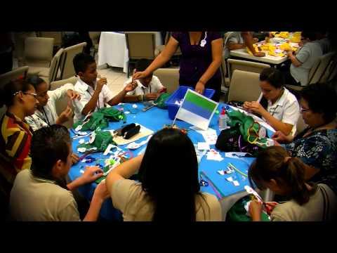 Robótica en la Fundación Omar Dengo