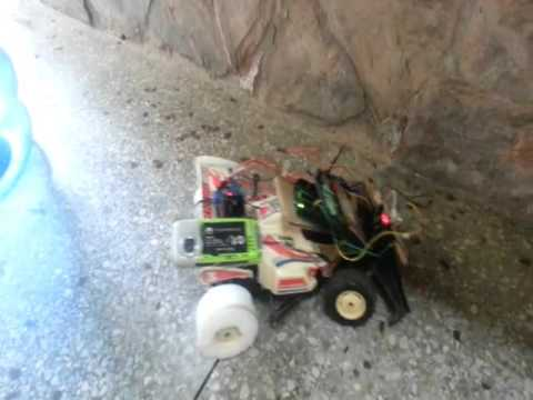 Arduino +sensor+Ultrasonido 2/4