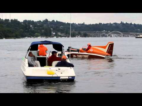 Vintage Hydroplanes Seafair 2011