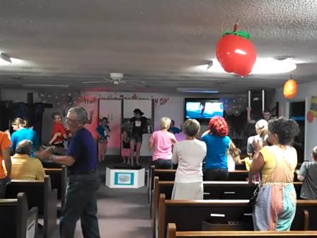 Gotta Move! VBS at Cornerstone Community Church