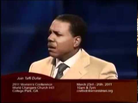 Pastor Creflo Dollar: The Financial Transfer Pt. 2