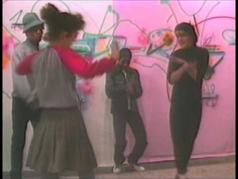 Afrika Bambaataa - Planet Rock - HQ Video