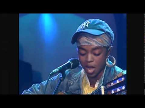 Freedom time War in the mind mtv unplugged   Lauryn Hill