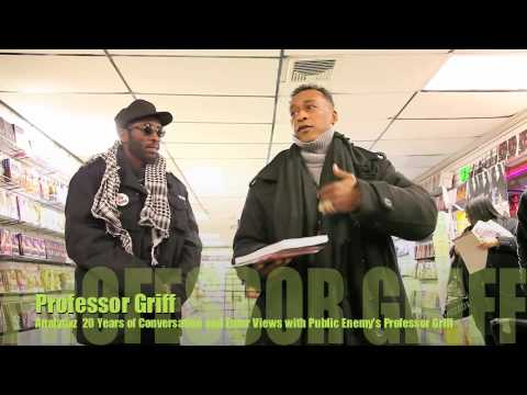 Professor Griff Exposes Will Smith Quincy Jones and More