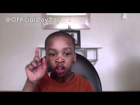 "World's youngest comedian ""Growing up black"""