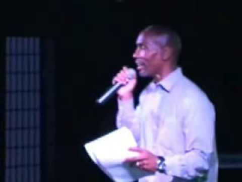 Spoken Word Poetry by Brother Saadiq-Paterson New Jersey