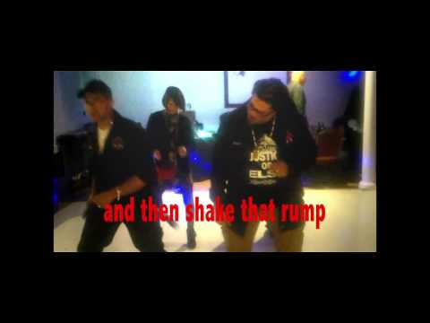 """How to Dance """"The PHUNK"""" - The GroovaLottos"""