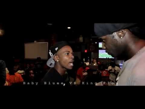 The Nuthouse Presents: Baby Bluee vs King Flow (Red October II)