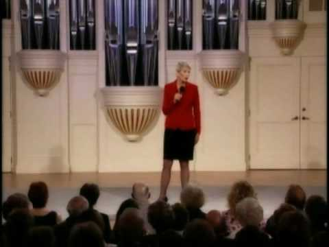 "Jeanne Robertson ""Don't send a man to the grocery store!"""