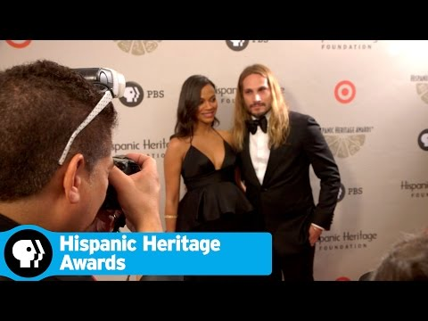 27th Annual Hispanic Heritage Awards | On the Red Carpet | PBS