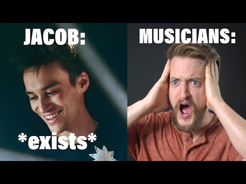 Why Musicians Love Jacob Collier