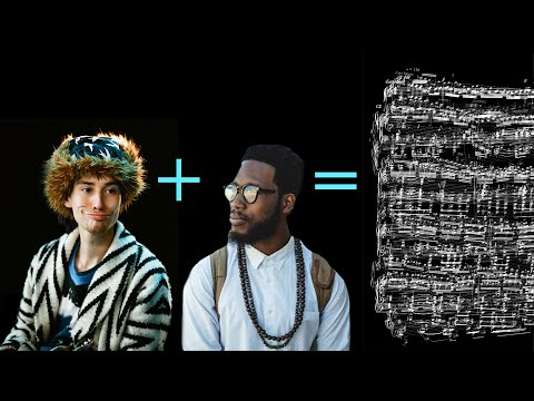 C Blues Jam  E x p l a i n e d: Jacob Collier and Cory Henry Go Crazy