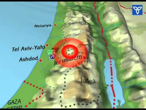 outstanding Explanation: Why Israel mustn't withdraw to its pre '67 borders line - Please Share