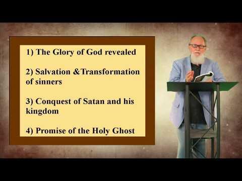 #5 The Accomplishment of the Cross