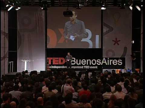 TEDxBuenosAires - Miguel Brechner Frey - 04/08/10