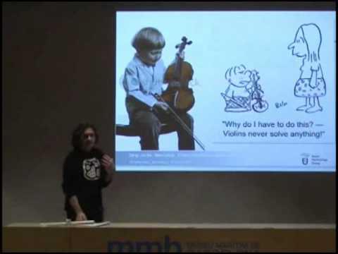 TEDxRamblas - Sergi Jordà - Reactable: tecnología para la creatividad musical