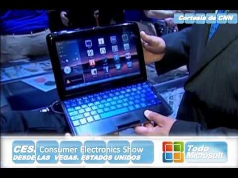 Nuevas tecnologias presentadas en la ces 2011 Parte 1