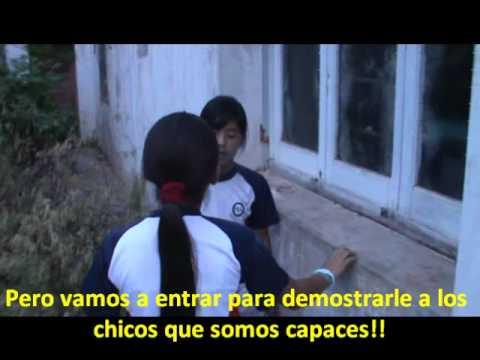 CASA ABANDONADA Y LA APUESTA.wmv
