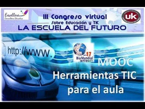 MOOC: Herramientas TIC -  Cómo registrarse