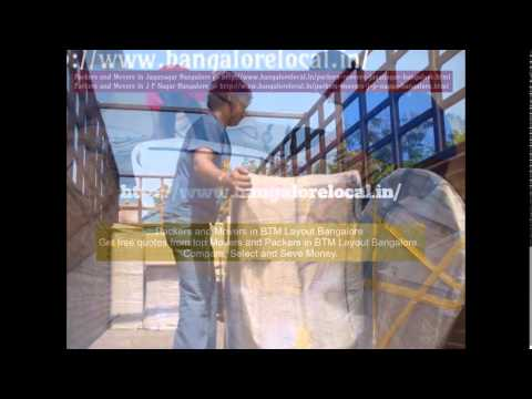 Packers and Movers Bangalore | Move to Anywhere in India