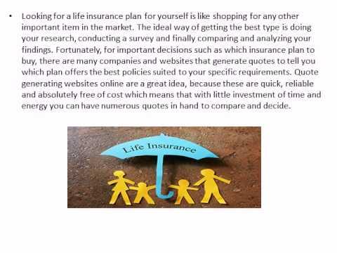 Choosing the Best Life Insurance