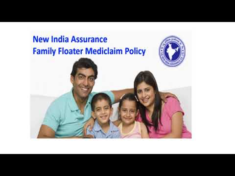 New India Assurance General Insurance  Policy