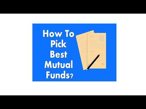 Select Best Mutual Funds In India