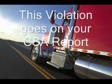 Truckers CSA - *Sign The Petition* To Control It!