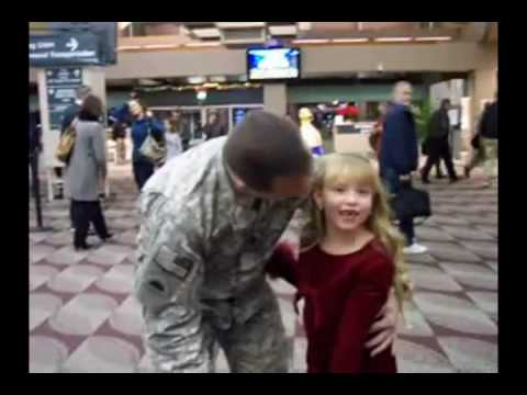 Soldier homecoming surprise mix
